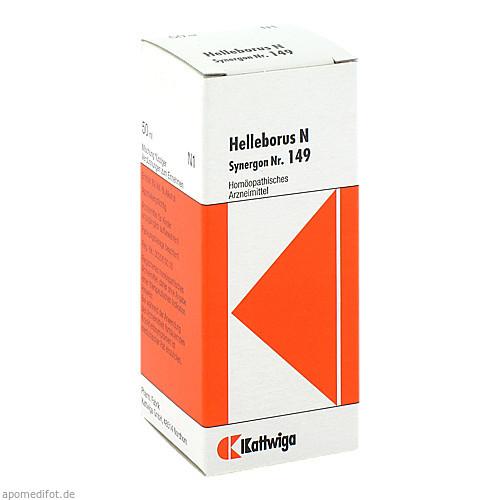 SYNERGON KOMPL HELLEB N149, 50 ML, Kattwiga Arzneimittel GmbH