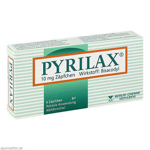 PYRILAX, 6 ST, Berlin-Chemie AG