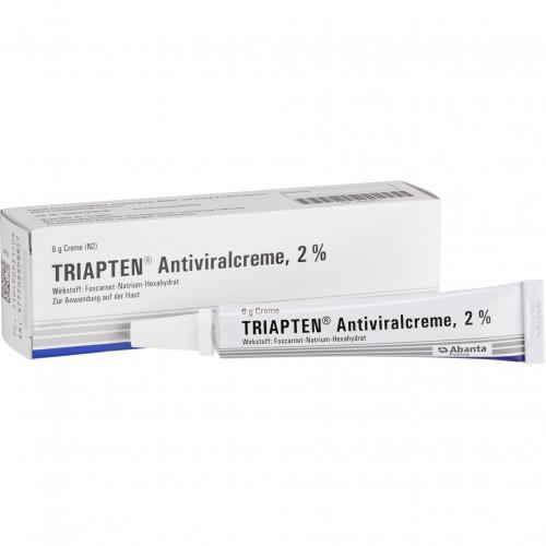 TRIAPTEN ANTIVIRALCREME, 6 G, Abanta Pharma GmbH