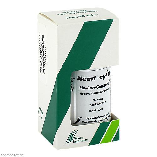 NEURI CYL N HO LEN COMPLEX, 50 ML, Pharma Liebermann GmbH