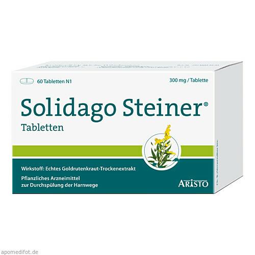 SOLIDAGO STEINER, 60 ST, Aristo Pharma GmbH