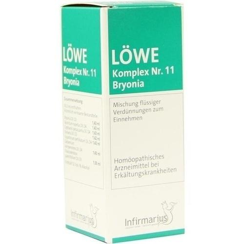 Löwe-Komplex Nr. 11 Bryonia, 100 ML, Infirmarius GmbH