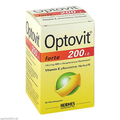 OPTOVIT FORTE, 90 ST, Hermes Arzneimittel GmbH