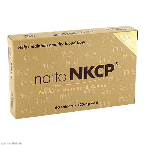 natto NKCP, 60 ST, BMT Braun GmbH