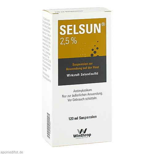 SELSUN, 120 ML, Sanofi-Aventis Deutschland GmbH