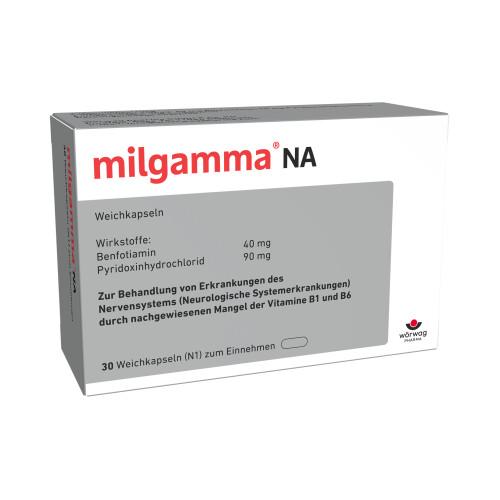 MILGAMMA NA, 30 ST, Wörwag Pharma GmbH & Co. KG
