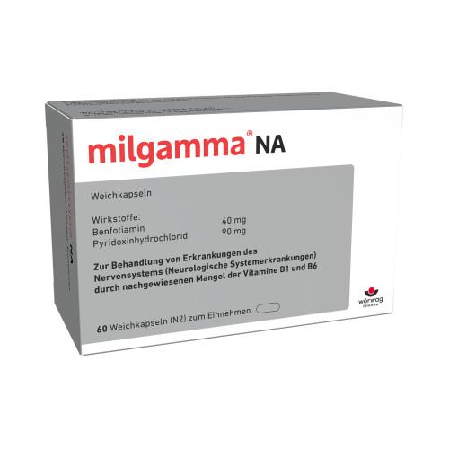 MILGAMMA NA, 60 ST, Wörwag Pharma GmbH & Co. KG