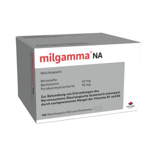 MILGAMMA NA, 100 ST, Wörwag Pharma GmbH & Co. KG