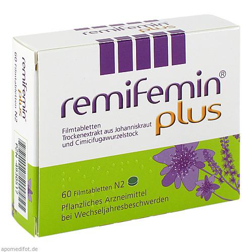 REMIFEMIN plus Filmtabletten, 60 ST, SCHAPER & BRÜMMER GmbH & Co. KG