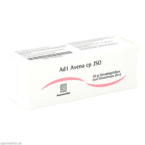 Ad1 Avena cp JSO, 20 G, Iso-Arzneimittel GmbH & Co. KG