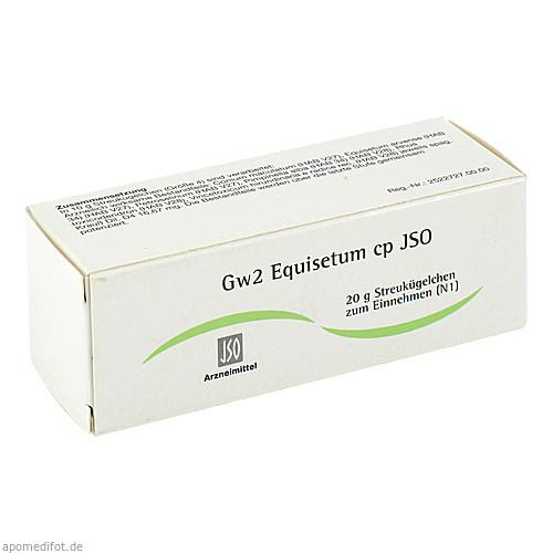 Gw2 Equisetum cp JSO, 20 G, Iso-Arzneimittel GmbH & Co. KG