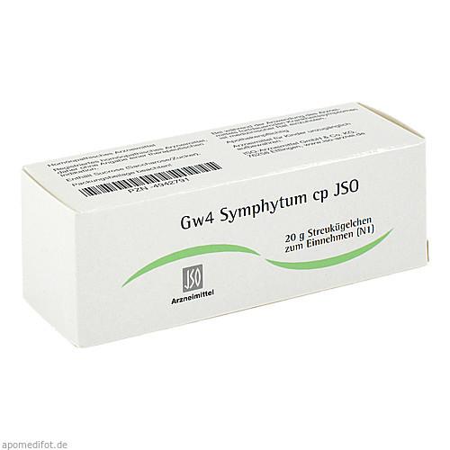 Gw4 Symphytum cp JSO, 20 G, Iso-Arzneimittel GmbH & Co. KG