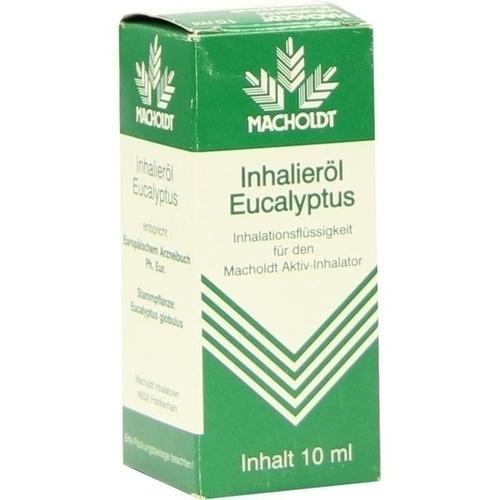 MACHOLDT INHAL EUKALYPTUS, 10 ML, Weko-Pharma GmbH