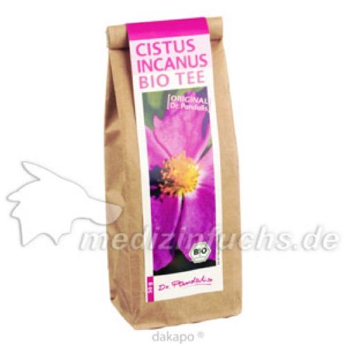 Cistus incanus Bio Original Dr. Pandalis Tee, 50 G, Dr. Pandalis GmbH & Co. KG Naturprodukte