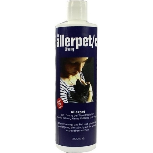 Allerpet/cat vet, 355 ML, Allergone Europe Inh. Dr. Joachim Endres