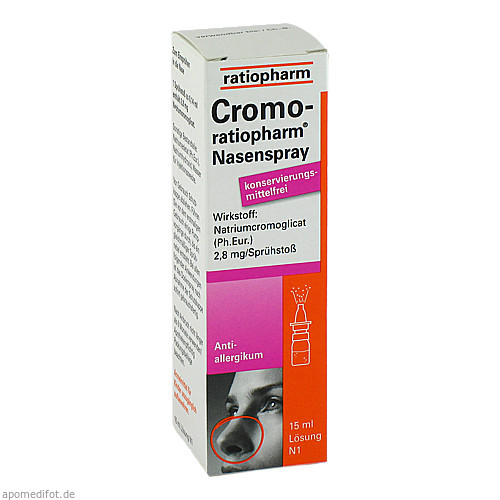 CROMO RATIOPHARM konservierungsfrei, 15 ML, ratiopharm GmbH