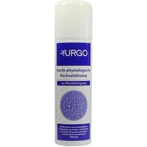 Urgo steriles physiologisches Kochsalzlösungsspray, 150 ML, Urgo GmbH