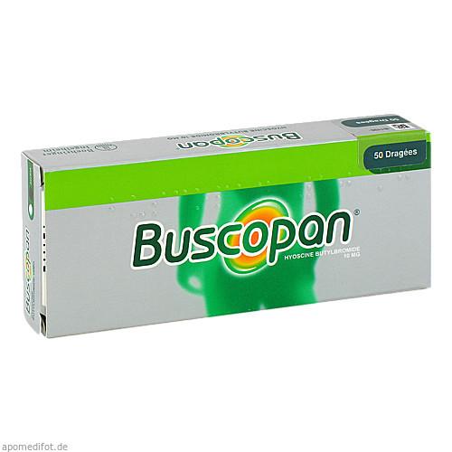 BUSCOPAN, 50 ST, kohlpharma GmbH