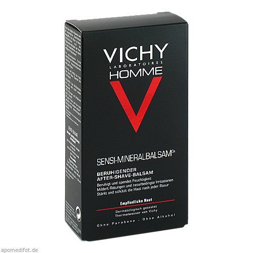 Vichy Homme Sensi-Balsam Ca, 75 ML, L'Oréal Deutschland GmbH