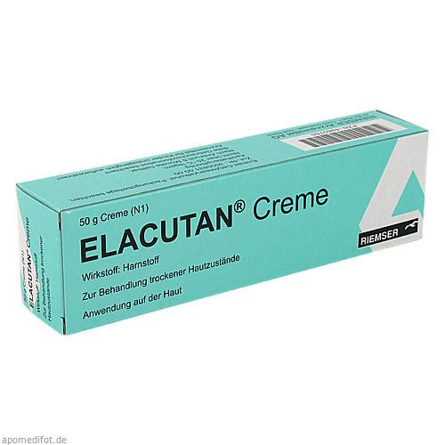 ELACUTAN CREME, 50 G, Riemser Pharma GmbH