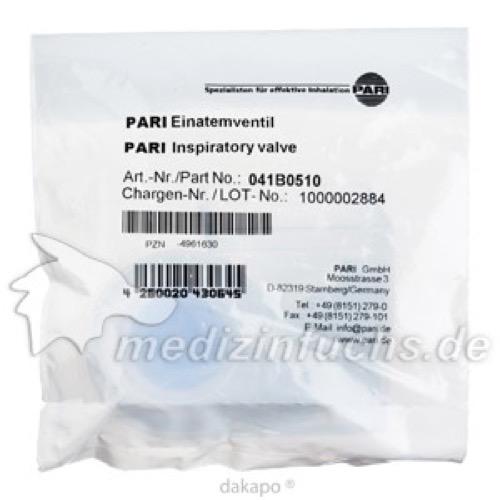 PARI EINATEMVENTIL FUER LC PLUS U BABY VERNEBLER, 1 ST, Pari GmbH