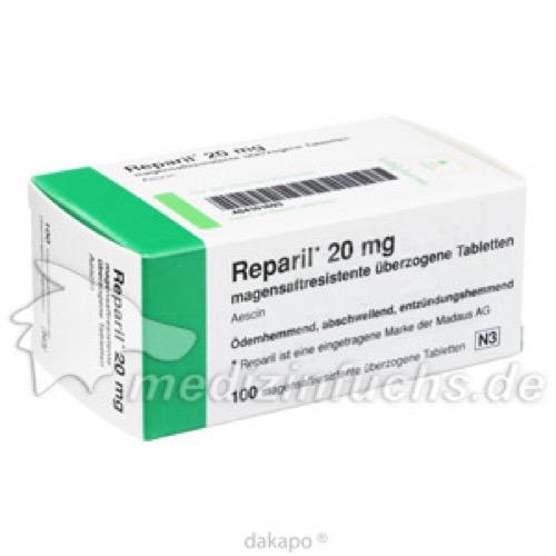 REPARIL, 100 ST, kohlpharma GmbH
