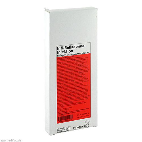 INFI BELLADONNA INJEKTION, 10X5 ML, Infirmarius GmbH