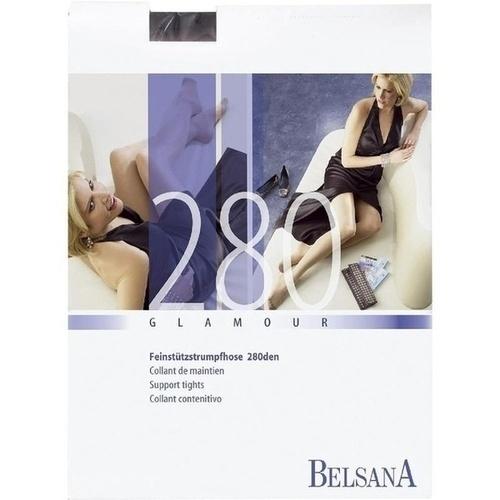 BELSANA 280den glamour AT M schw lang MSP, 1 ST, Belsana Medizinische Erzeugnisse