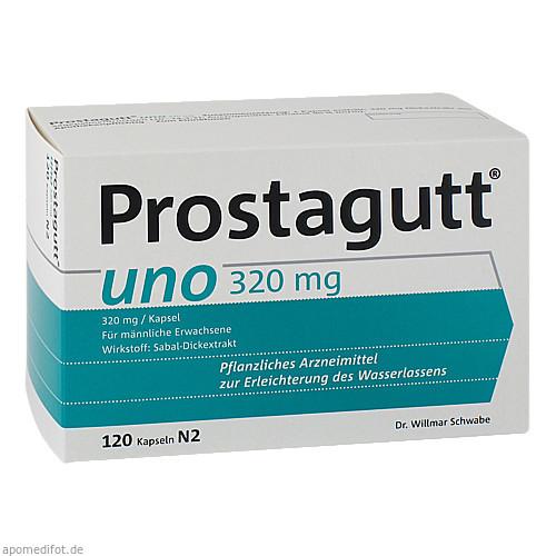 PROSTAGUTT UNO, 120 ST, Dr.Willmar Schwabe GmbH & Co. KG