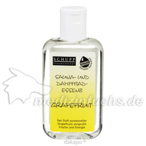 Sauna-Essenz Grapefruit, 200 ML, Schupp GmbH & Co. KG
