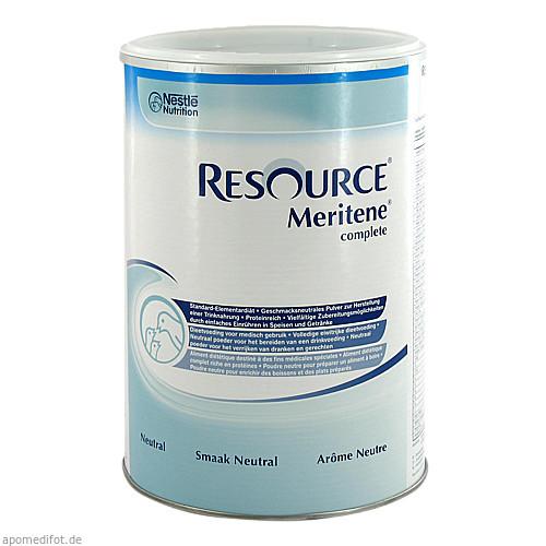 RESOURCE Meritene Complete neutral, 1300 G, Nestle Health Science (Deutschland) GmbH