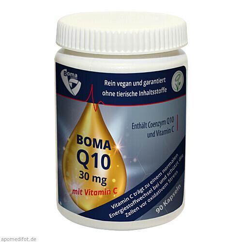 Co-Enzym Q10, 90 ST, Boma Lecithin GmbH