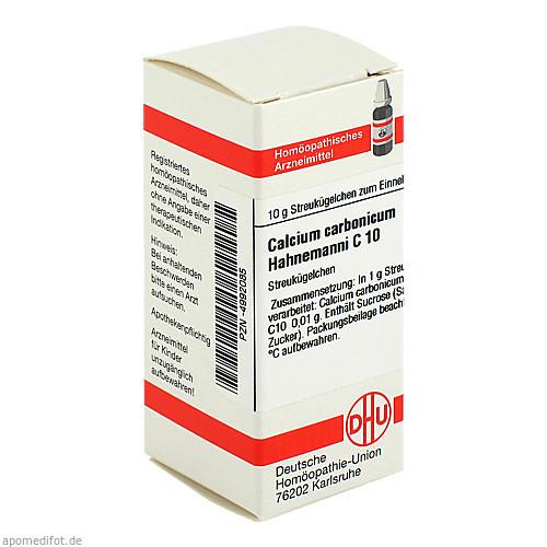 CALCIUM CARBONICUM HAHNEMANNI C10, 10 G, Dhu-Arzneimittel GmbH & Co. KG