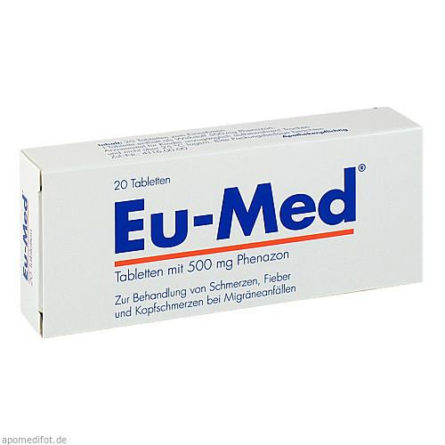 EU MED, 20 ST, Strathmann GmbH & Co. KG