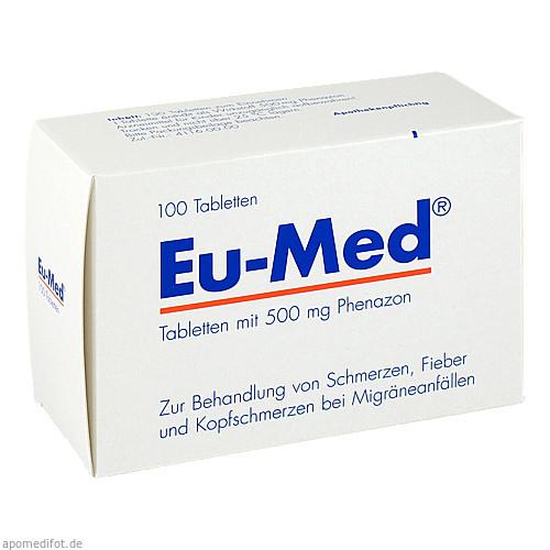 EU MED, 100 ST, Strathmann GmbH & Co. KG