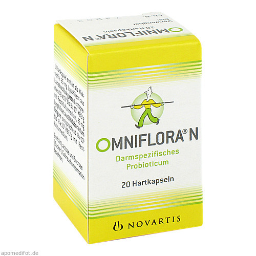 OMNIFLORA N, 20 ST, GlaxoSmithKline Consumer Healthcare