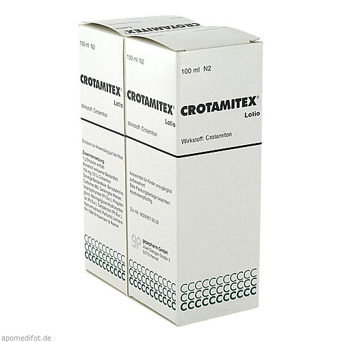 CROTAMITEX, 200 ML, Gepepharm GmbH