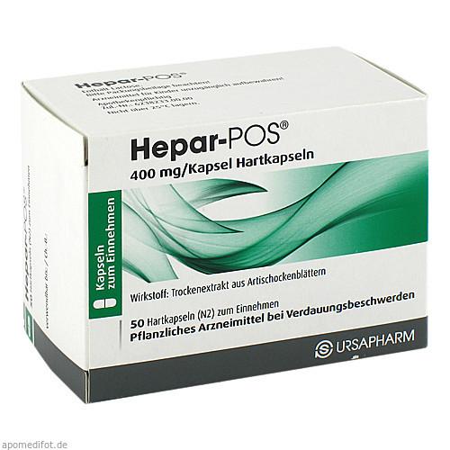 HEPAR POS, 50 ST, Ursapharm Arzneimittel GmbH