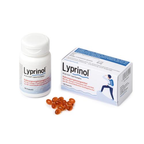 Lyprinol, 180 ST, Pharmalink Extracts Europe GmbH
