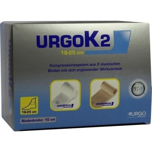 UrgoK2 Kompr.Syst.Knoechelumf.18-25cm 10cm breit, 1 ST, Urgo GmbH