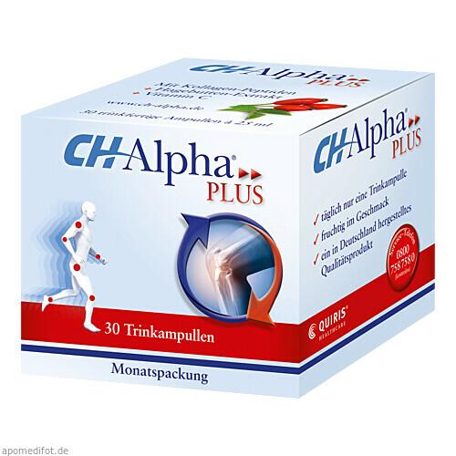 CH-Alpha Plus, 30 ST, Quiris Healthcare GmbH & Co. KG