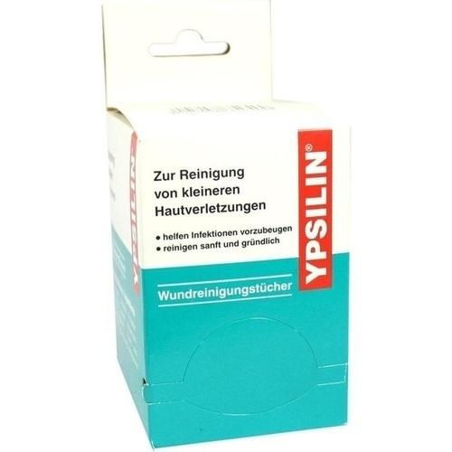 YPSILIN Wundreinigungstücher, 40 ST, Holthaus Medical GmbH & Co. KG