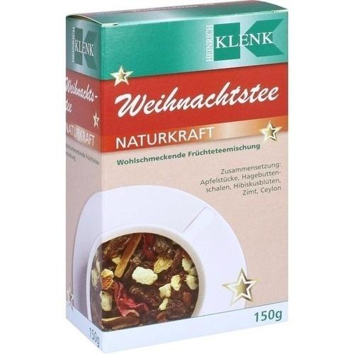 Weihnachtstee, 150 G, Heinrich Klenk GmbH & Co. KG