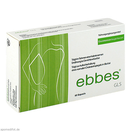 Ebbes GLS Kapseln, 60 ST, Bios Medical Services