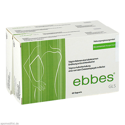 Ebbes GLS, 120 ST, Bios Medical Services GmbH