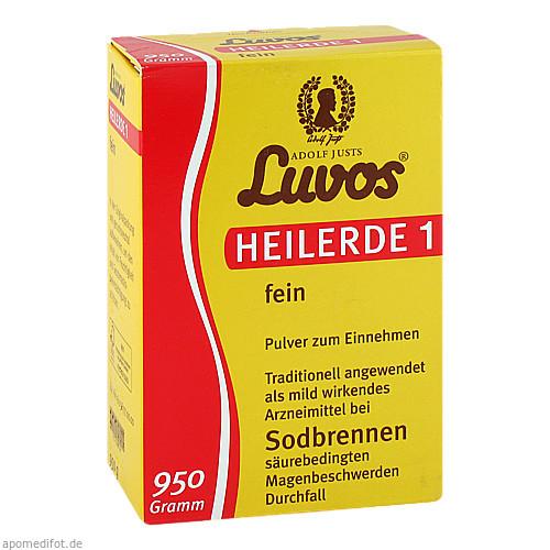 Luvos Heilerde 1 fein, 950 G, Heilerde-Gesellsch.LUVOS JUST GmbH & Co. KG