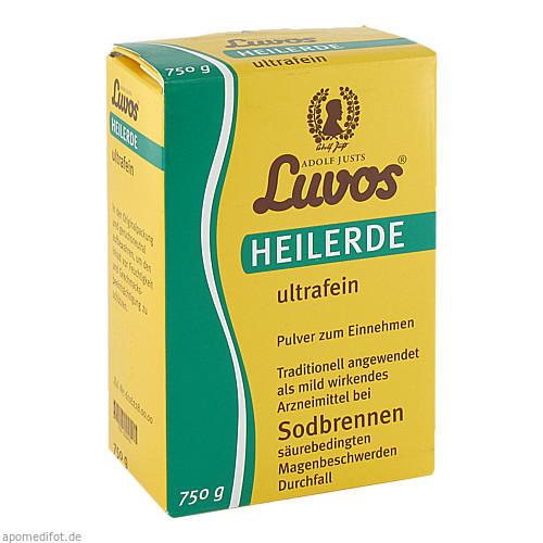Luvos Heilerde ultrafein, 750 G, Heilerde-Gesellsch.LUVOS JUST GmbH & Co. KG