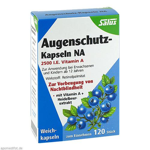 AUGENSCHUTZ Kapseln NA Salus, 120 ST, SALUS Pharma GmbH