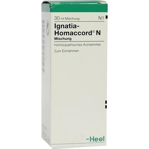 Ignatia-Homaccord N, 30 ML, Biologische Heilmittel Heel GmbH