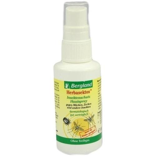 Insektenschutz Hautspray Herbasektos, 50 ML, Bergland-Pharma GmbH & Co. KG